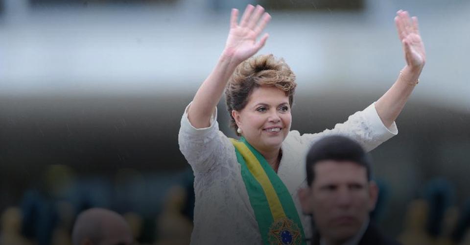 01.01.2011 – Dilma torna-se a primeira mulher presidenta