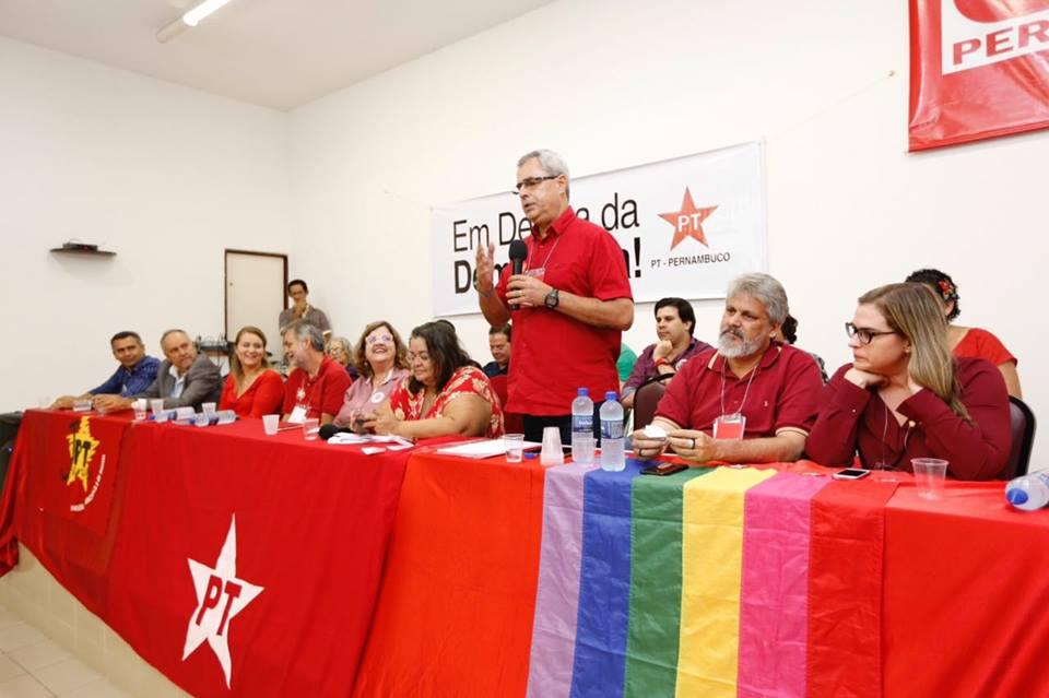 PT-PE unido em defesa dos trabalhadores e de Lula | Partido dos ...
