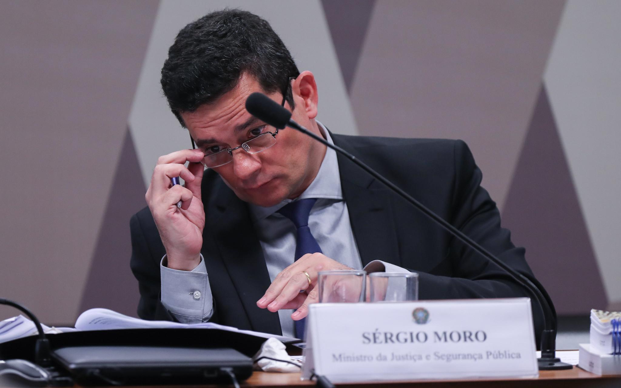 c784290864 Permanência de Moro no Ministério compromete apuração da 'Vaza Jato ...