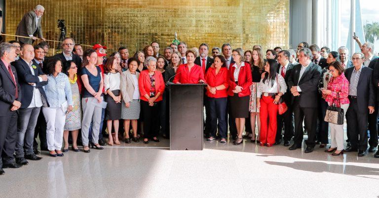Dilma: A história será implacável com os golpistas | Partido dos  Trabalhadores